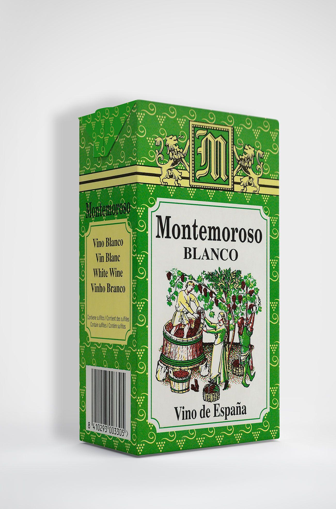 Benito Blázquez - Brik de Vino Montemoroso Blanco